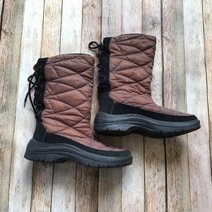Emilio Pucci Quilted Snow Boot Sz 39